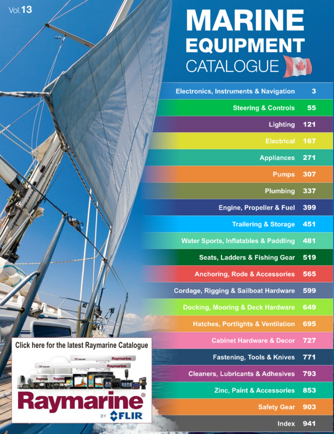 Boat Parts for Mercury Outboard, Volvo Penta and more | Hindson Marina